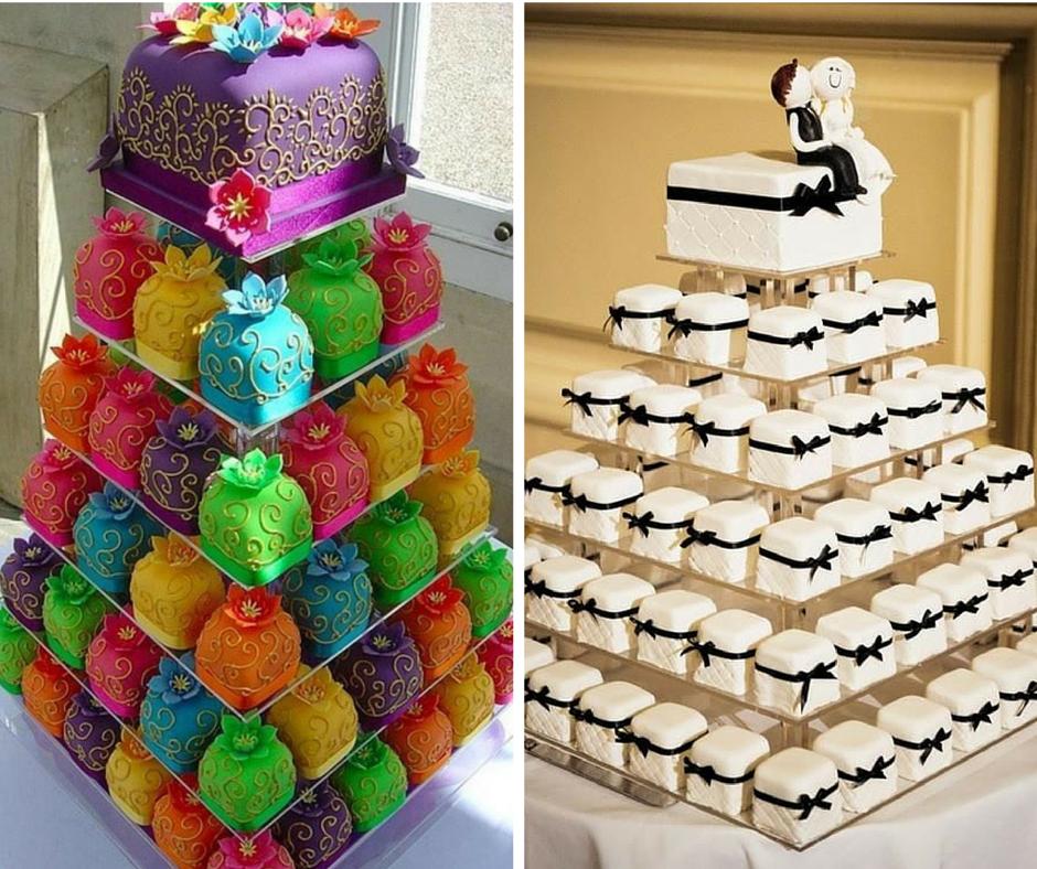страхотни сватбени торти