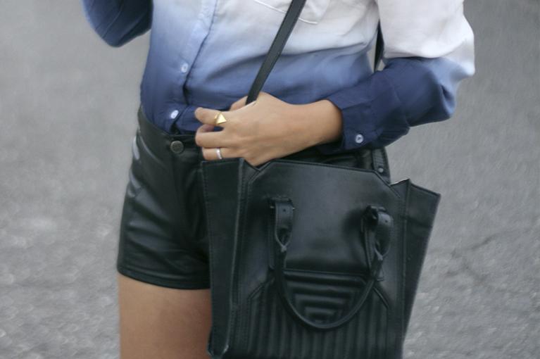 ombre blouse