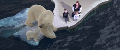 Arctic home, coca-cola, wwf, polar bears, www.emmysmummy.com