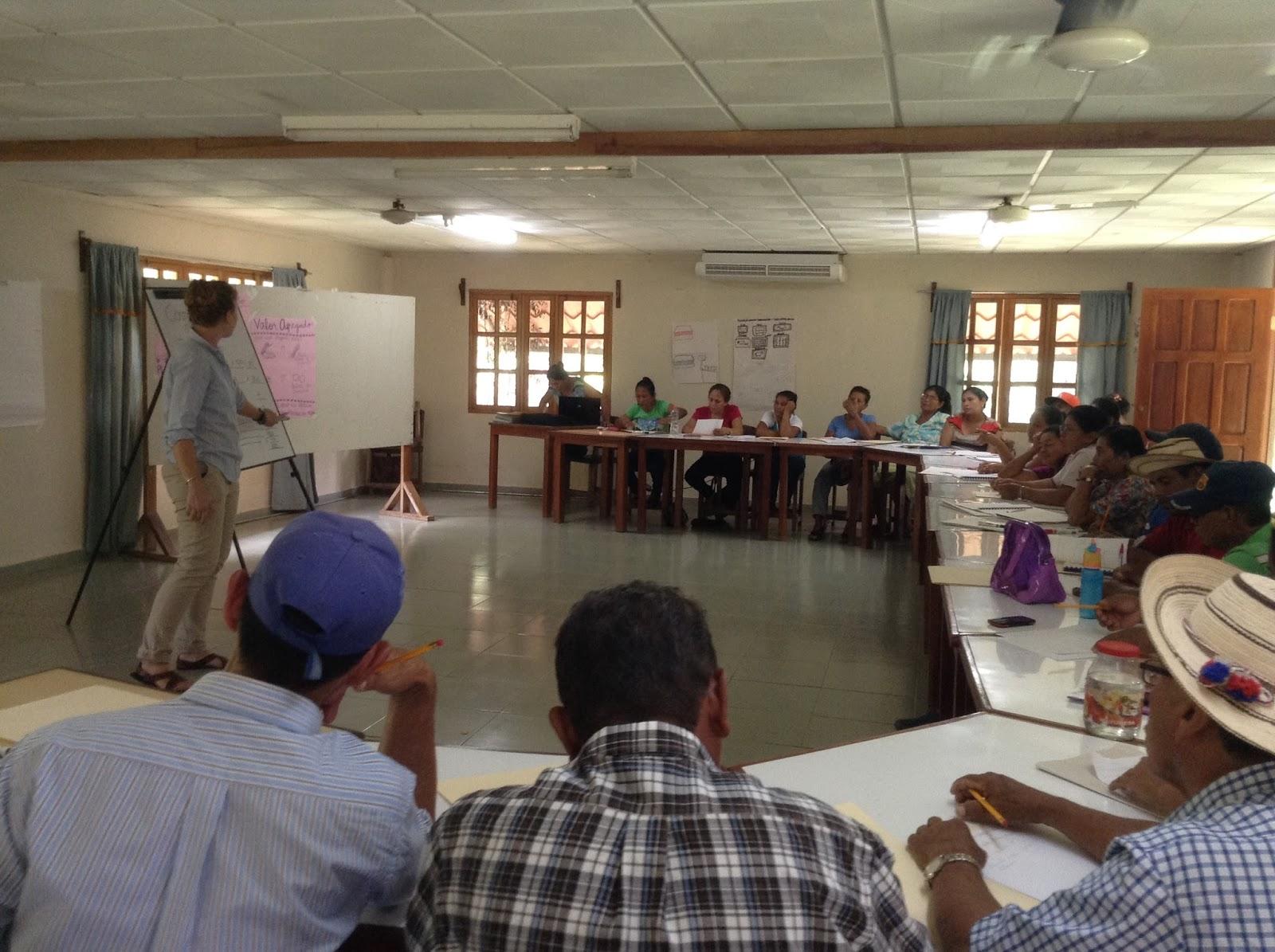 Agribusiness Seminar in Panama