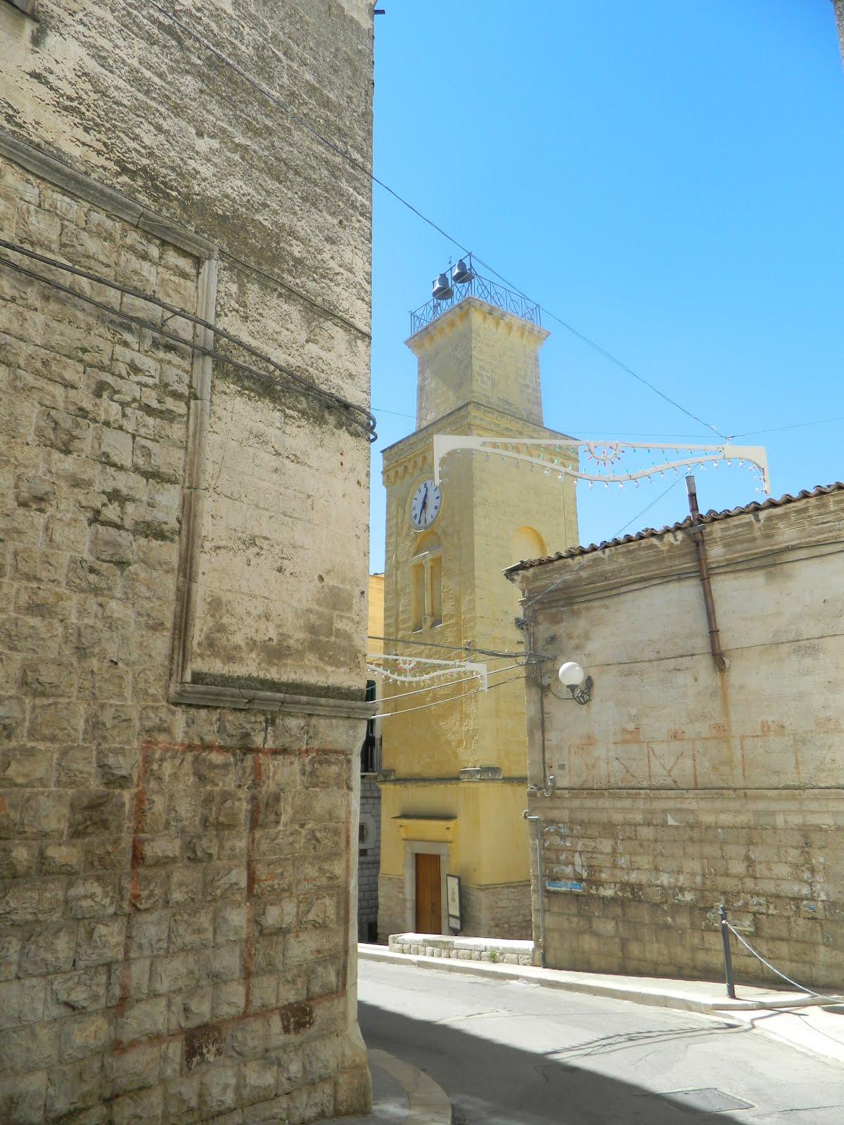 torre dell'orologio vecchio