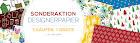Kaufe 3 - erhalte 1 gratis - Aktion Designpapier