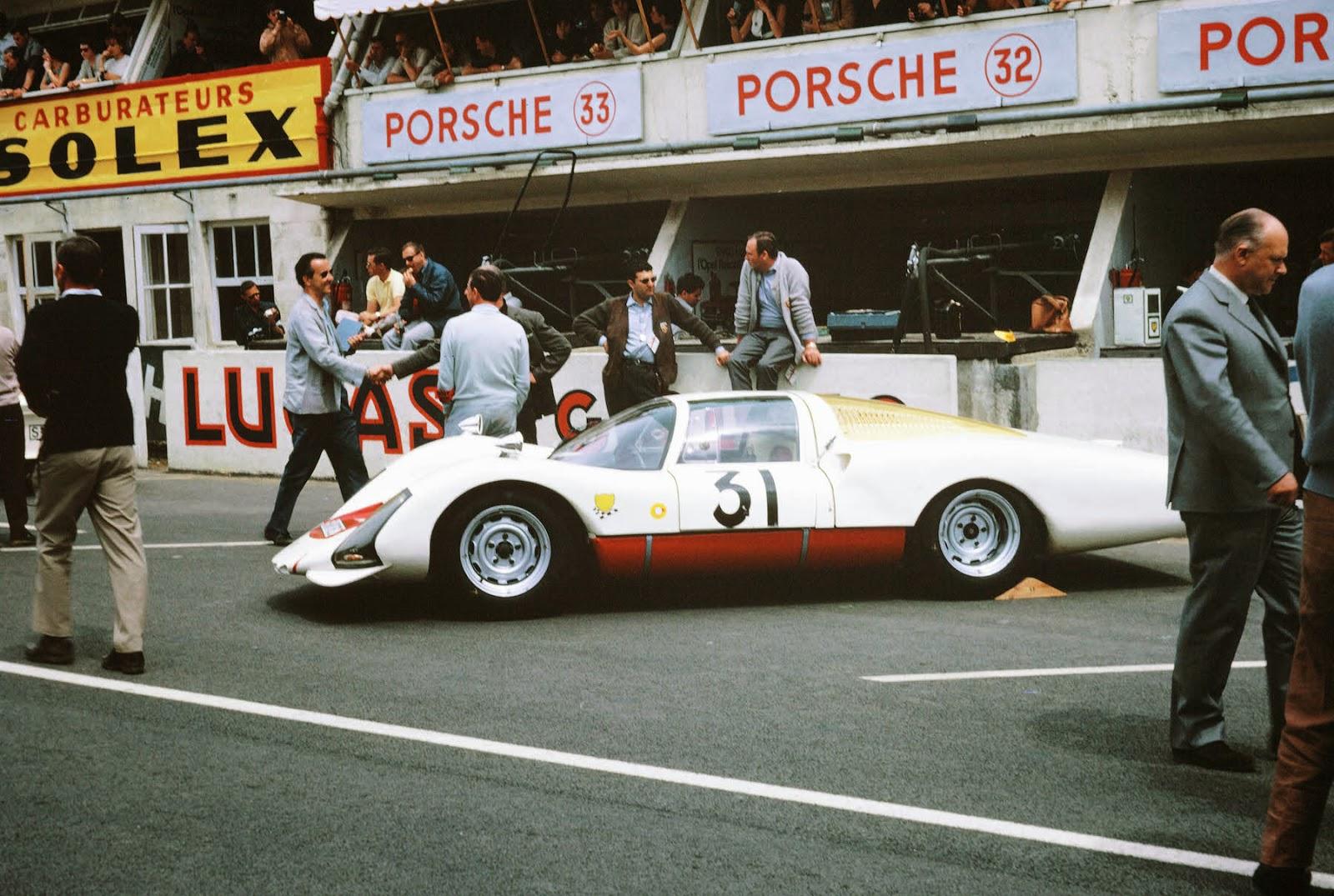 1966 - Porsche 906