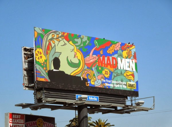 Mad Men final season 7 billboard