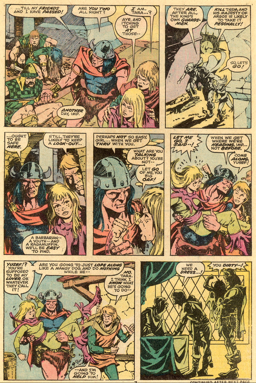 Conan the Barbarian (1970) Issue #57 #69 - English 6