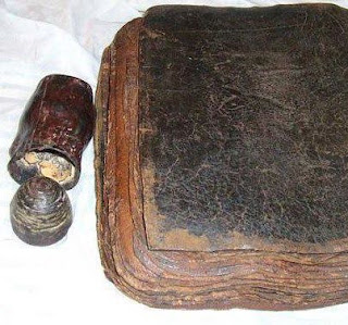 Kitab Injil Kuno Ditemukan di Turki