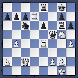 Echecs & Tactique : Les Blancs jouent et gagnent