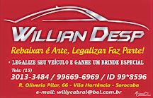 WILLIAN DESP