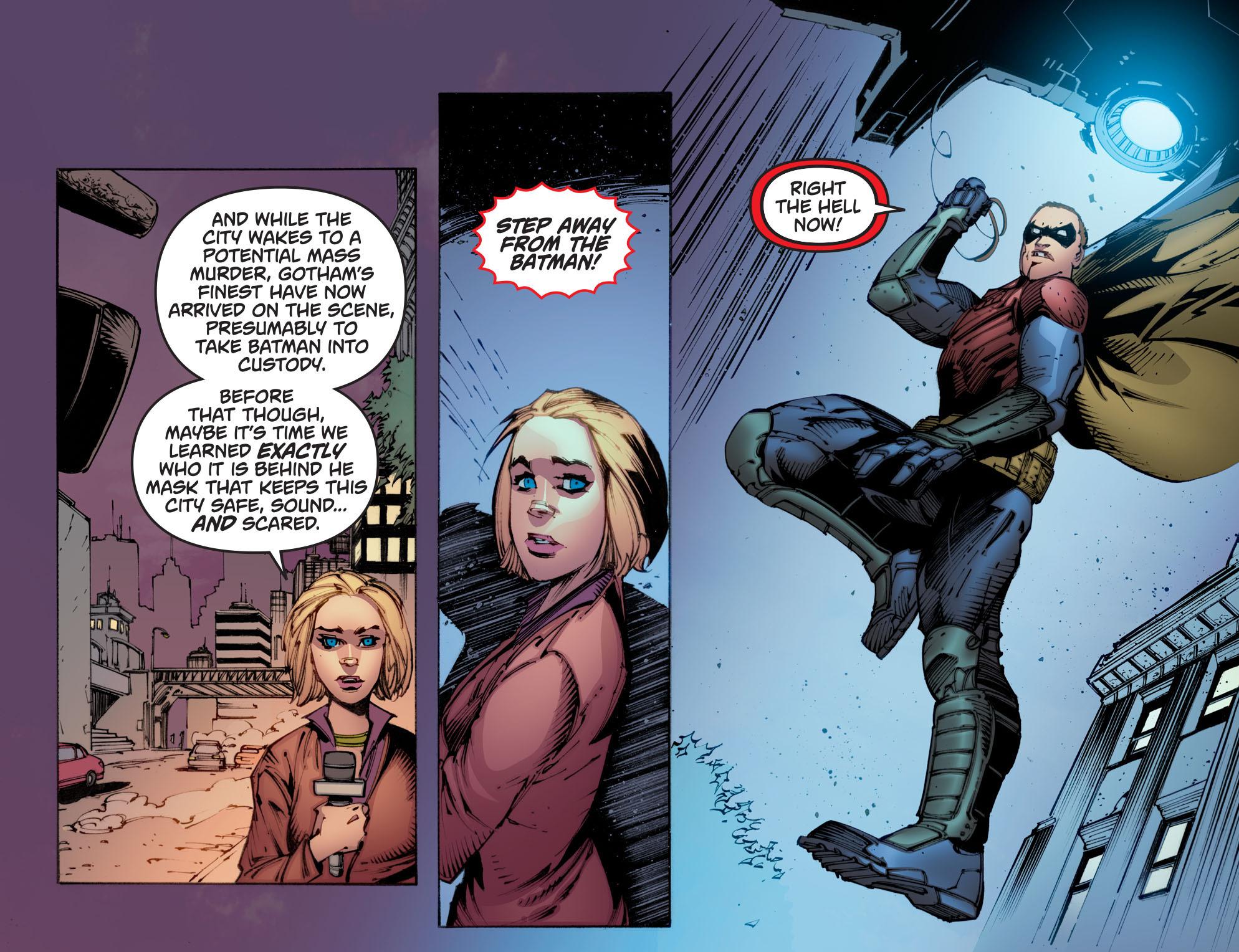 Batman: Arkham Knight [I] Issue #31 #33 - English 7