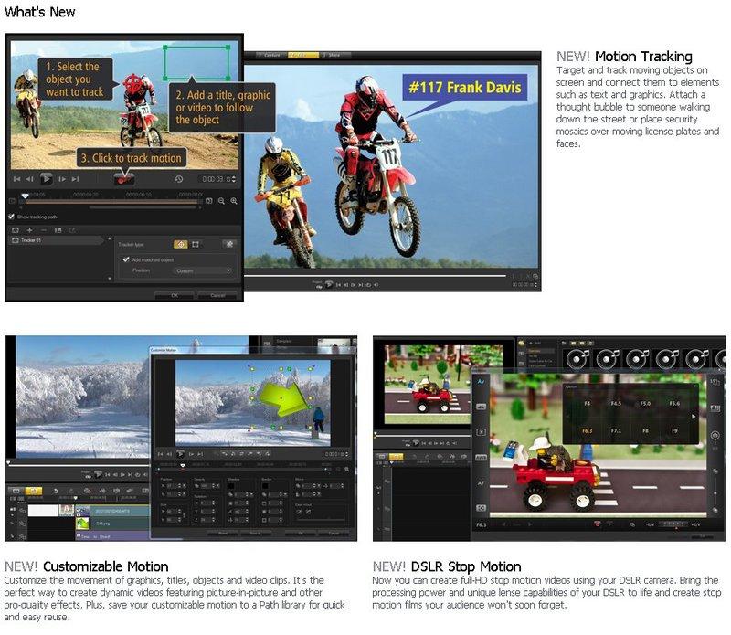 Corel Videostudio Pro X9 Templates