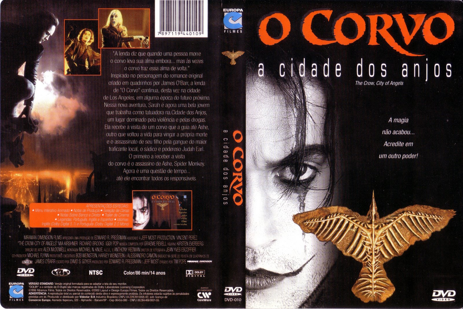 O Corvo (The Crow)