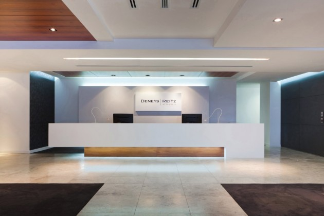 office entrance design. This Elegance Office Interior Design Was Build For South African Law Firm Deneys Reitz. The With Incorporates Polished Marble Floor Entrance