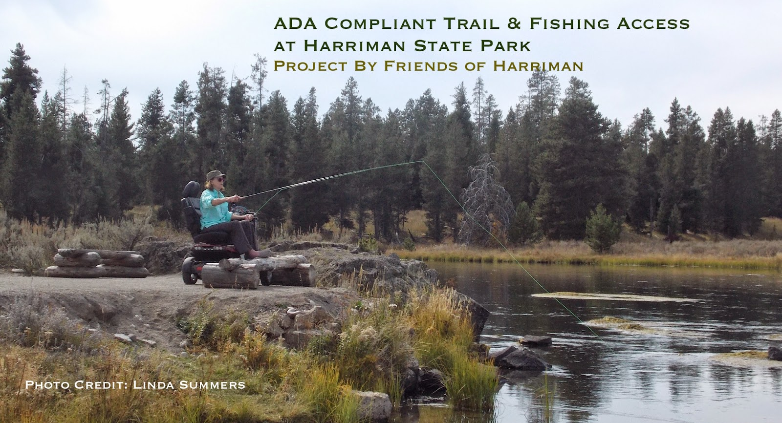 Friends of harriman state park for Harriman state park fishing