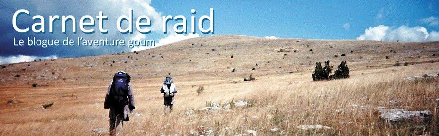 Carnet de raid, le blogue de l'Aventure goum