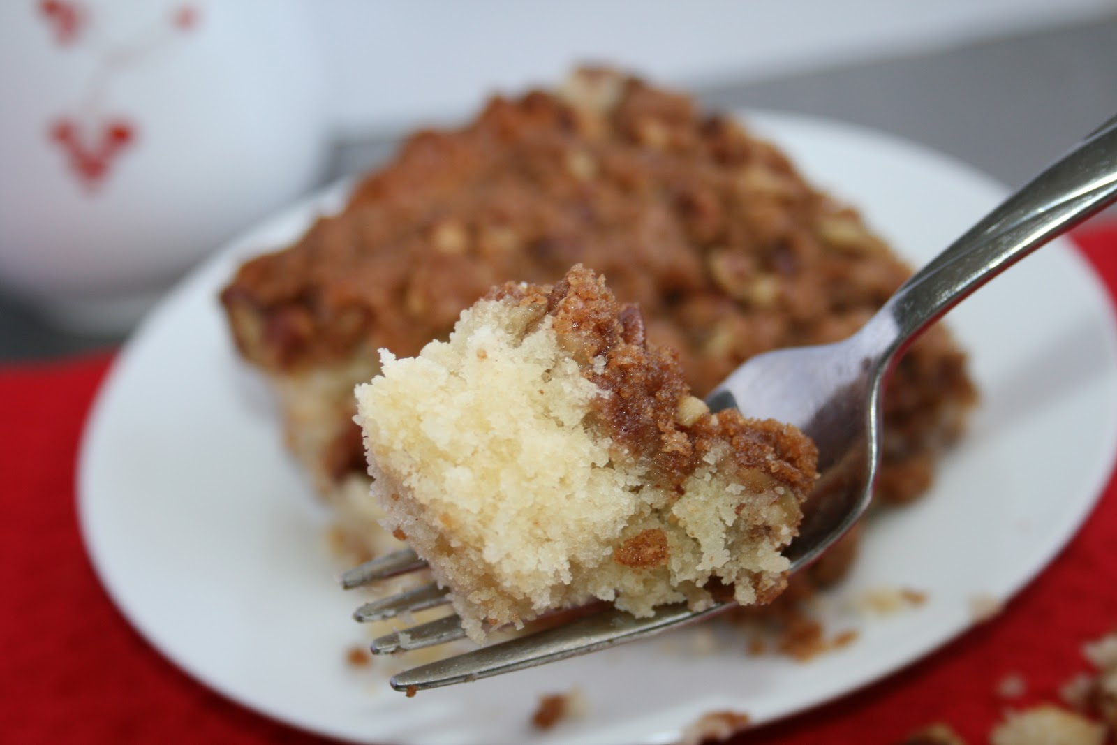 Bake - a - holic: The Best Coffee Cake Ever!