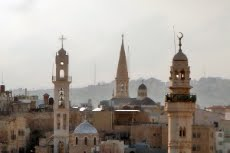 O Little Town of Bethlehem - The Persecution of Christians In The Modern-Day City of Jesus' Birth