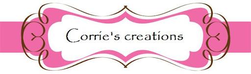 Corrie's creations