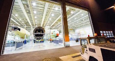 Không gian vũ trụ Logistics: Xây dựng cho tăng trưởng