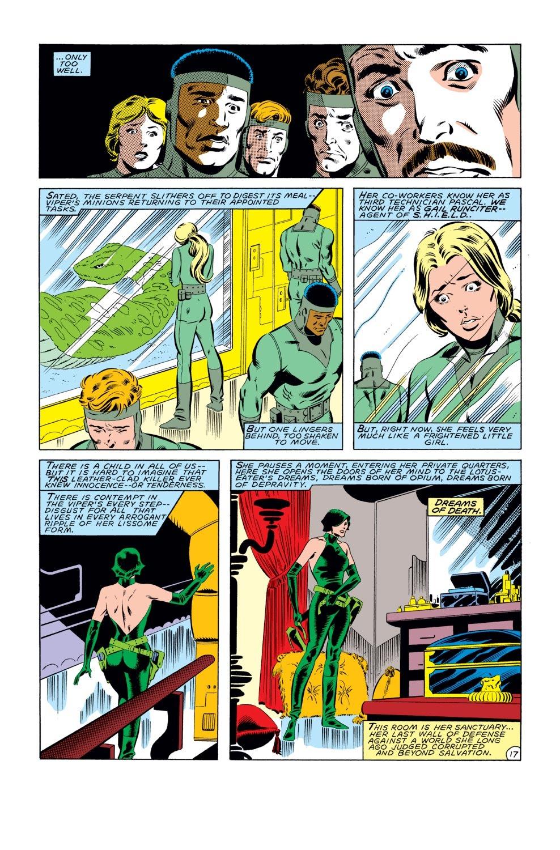 Captain America (1968) Issue #281 #197 - English 18