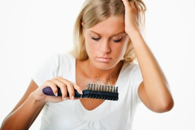 Tips Cara Mengatasi Rambut Rontok Anda Secara Alami