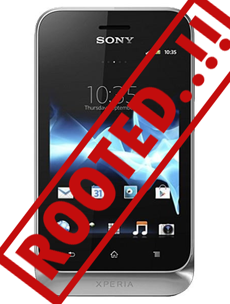 Cara Root Sony Xperia Tipo Dual