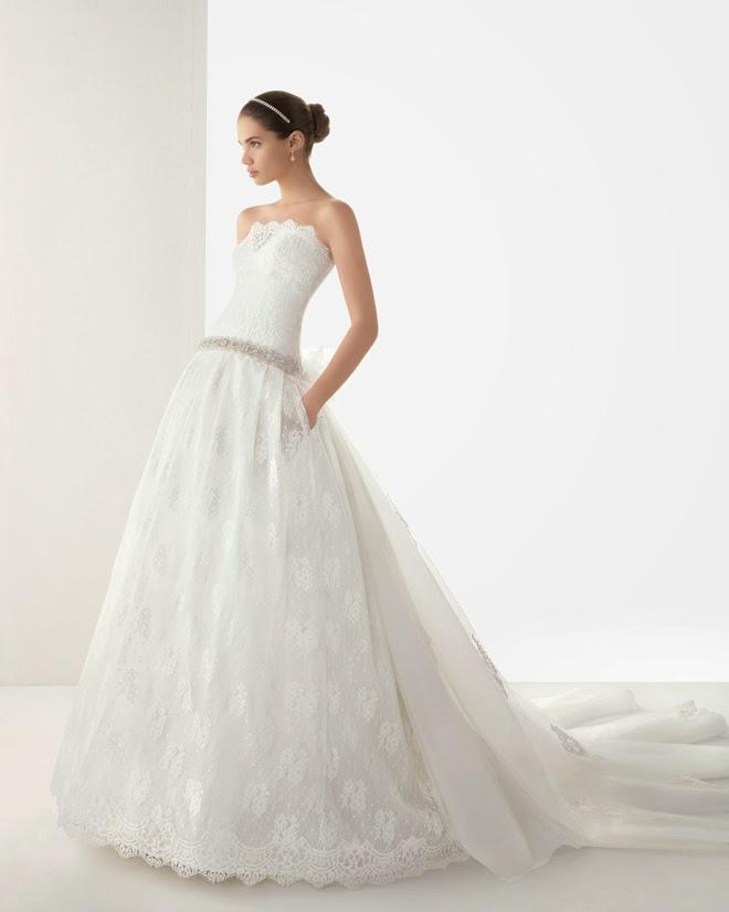 Link Camp Wedding Dress Collection 2014 36 Rosa Clara Dresses