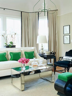 Emerald interior