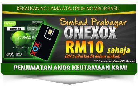 Pengalaman Bersama ONEXOX