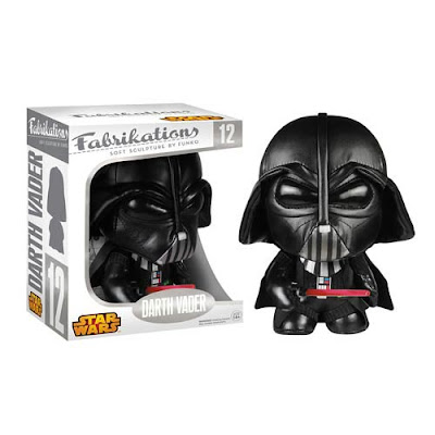 Star Wars Fabrikations Plush Figures by Funko - Darth Vader