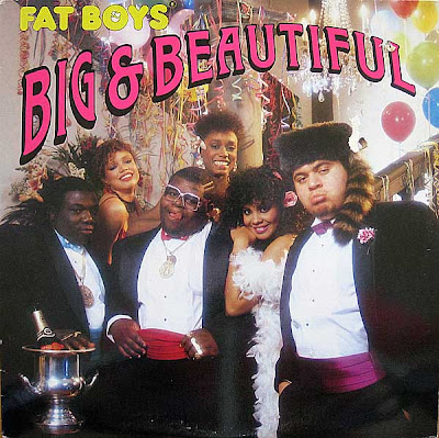 Fat Boys ‎– Big & Beautiful (CD) (1986) (192 kbps)
