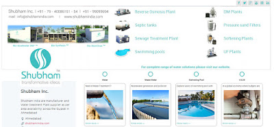 Manufacturer and supplier of Sewage Treatment Plant in India