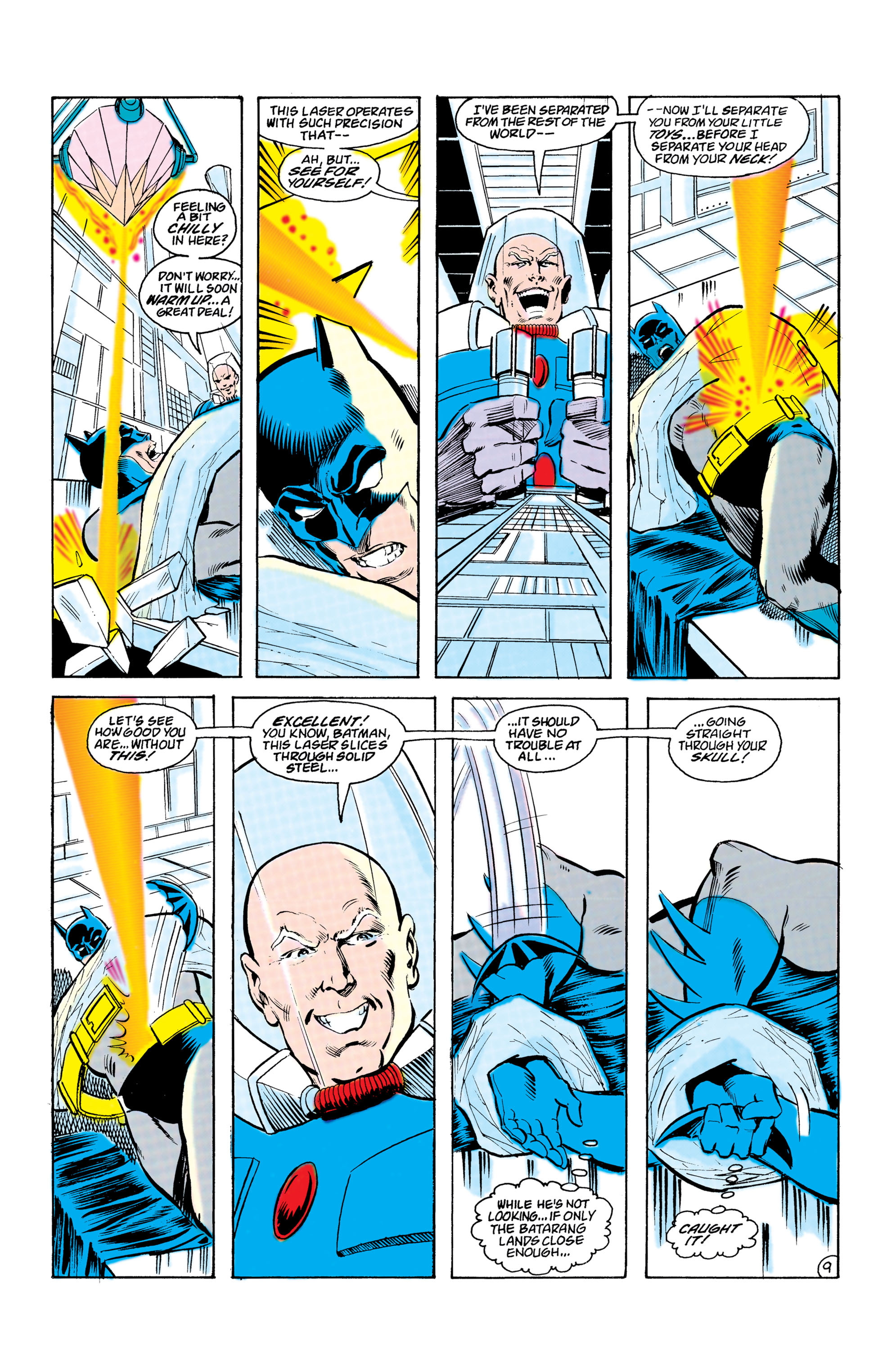 Detective Comics (1937) Issue #595 Page 23