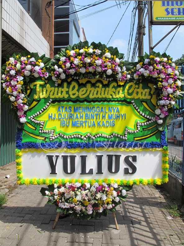 bunga papan duka cita, papan bunga, karangan bunga papan, toko bunga, bunga duka cita, bunga ucapan untuk orang meninggal