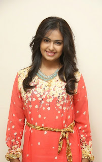 Actress Avika Gor Latest Picture Gallery at Lakshmi Raave Maa Intiki Trailor Launch 67
