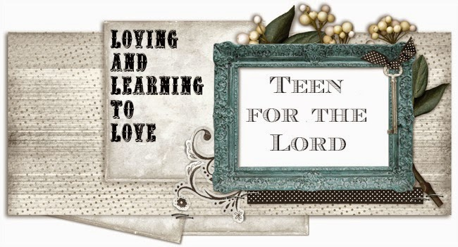 Teen for the Lord