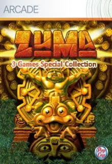 Zuma's 3 Games Special Collection Cover Art