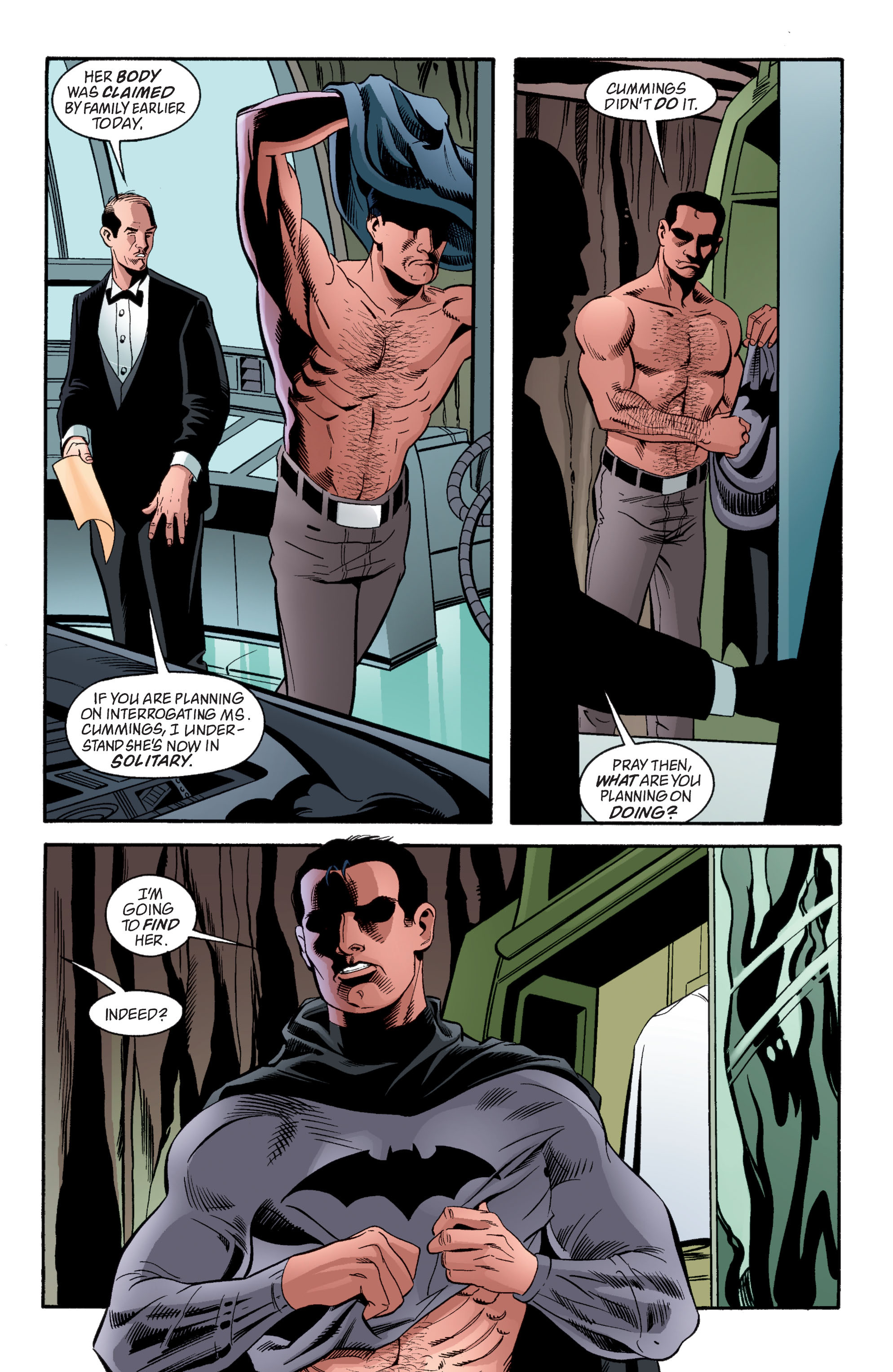 Detective Comics (1937) Issue #773 Page 21