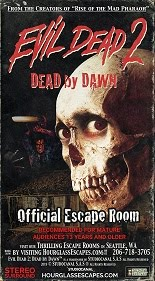 Evil Dead 2: Dead by Dawn Official Escape Room