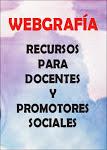 Webgrafía -recurso on line- de interés para docentes y promotores sociales sobre Trata de Personas