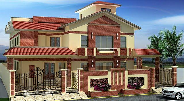 Hyderabad House Elevations   Joy Studio Design Gallery - Best Design