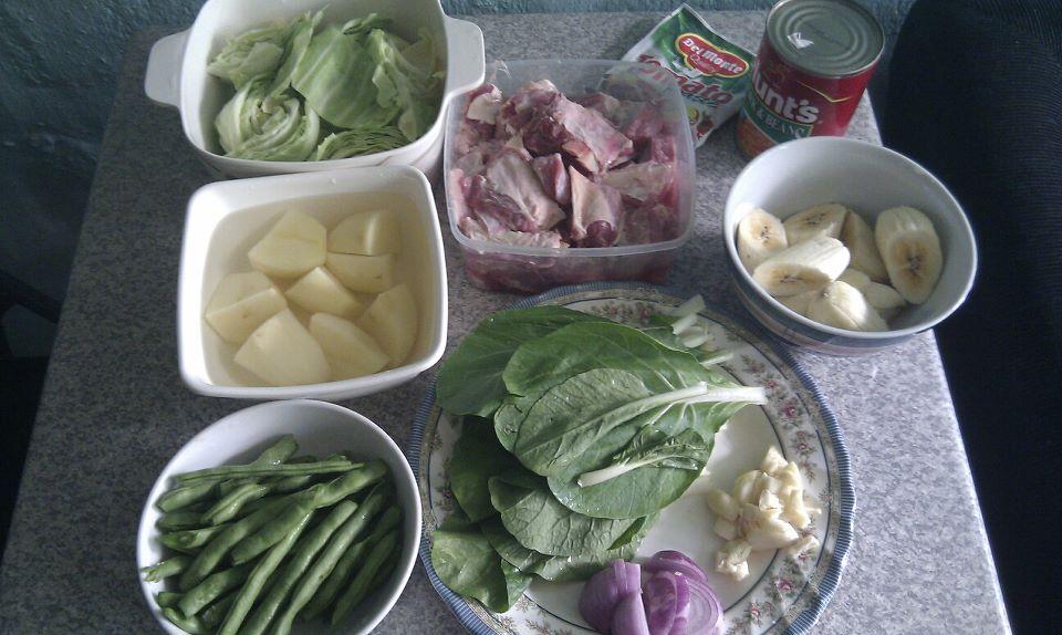 how to cook pocherong baka