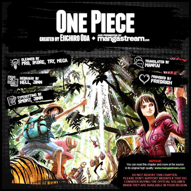 One Piece Chapter 717: Những người Dressrosa bị lãng quên 023