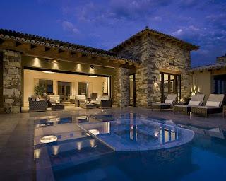 Modern Spanish Home Design Minimalist Home Design