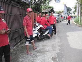 Jumat Bersih di Jl. Pelita