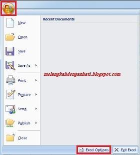 Cara memasukkan dan menggunakan fungsi terbilang pada Excel