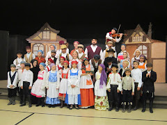 Fiddler on the Roof Jr. 2012