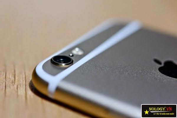 Iphone 6 lock camera
