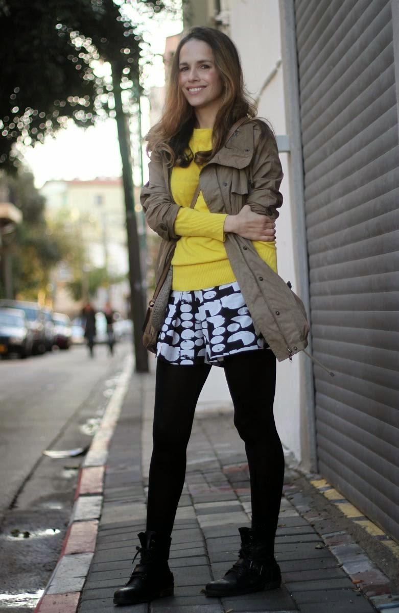 zero+maria cornejo, DVF, OOTD, lookoftheday, trend, fashionblog, winter2014