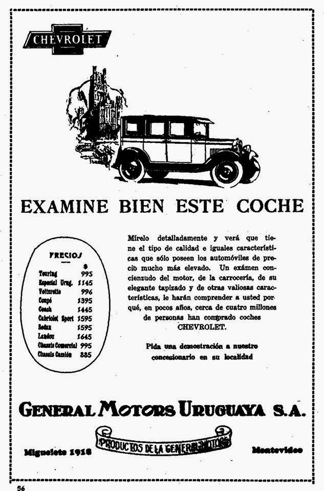 General Motors uruguaya