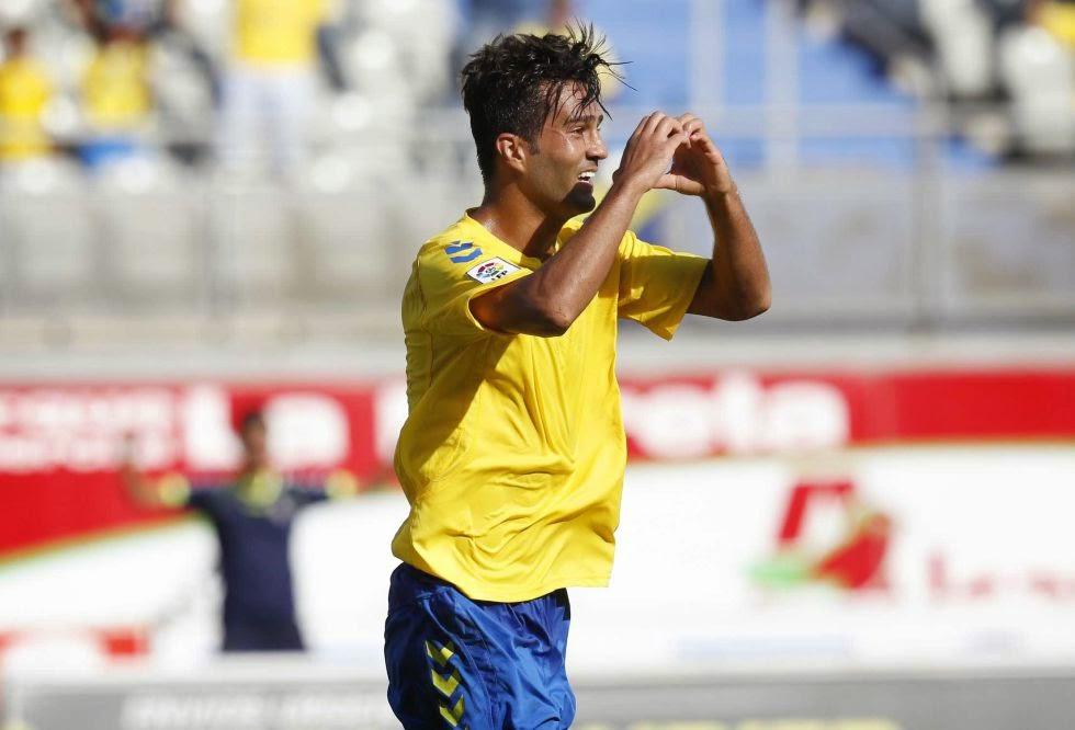Masoud, del la UD Las Palmas al Real Zaragoza